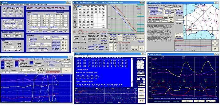 Wxsim software